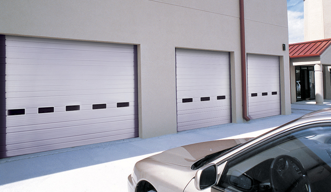 Industrial Series Commercial Overhead Door by Clopay