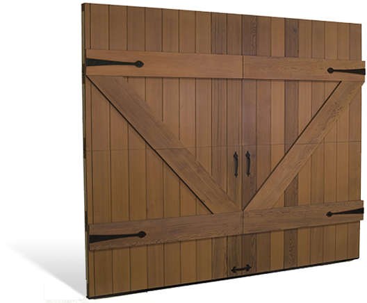 Reserve Collection Limited Edition Series Garage Door