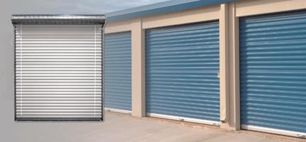 Rolling/Coiling Steel Doors