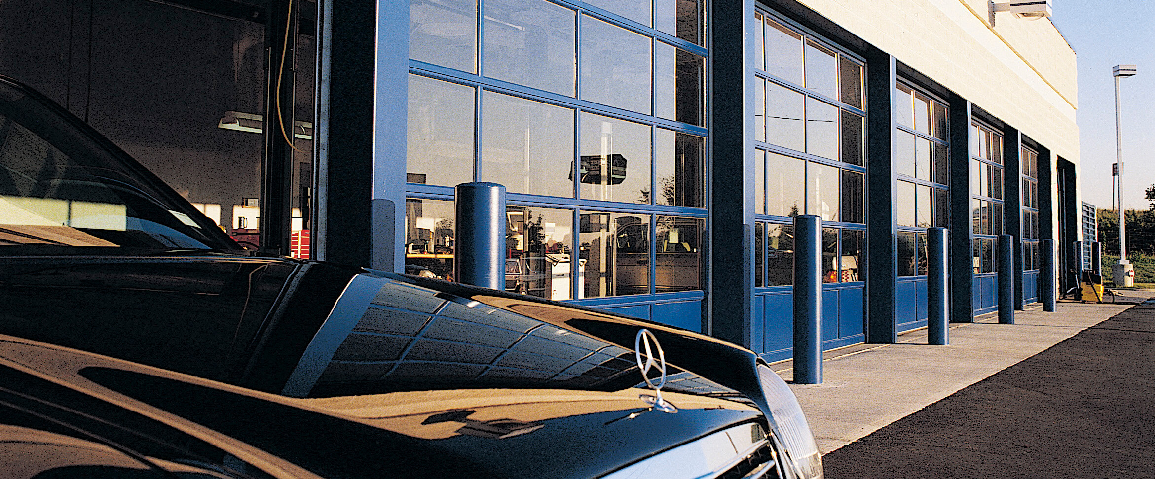 Commercial Aluminum Garage Doors Kelowna Amp Kamloops