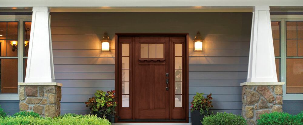 Craftsman Collection Entry Doors Kamloops Bc Anchor
