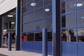 Commercial Overhead Doors by Anchor Door & Window