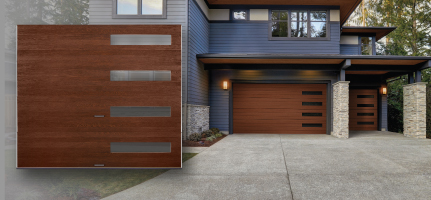 modern garage doors. Canyon Ridge Modern Collection Modern Garage Doors E