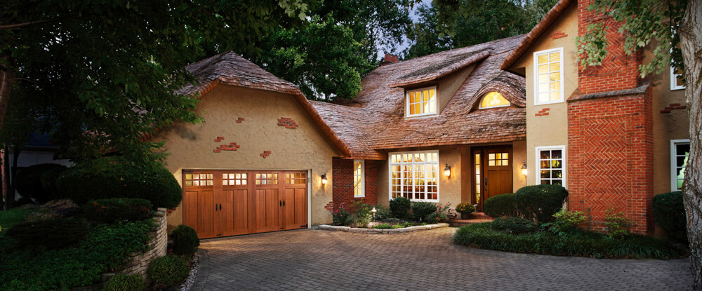 Faux Wood Garage Doors Kamloops Amp Kelowna Bc Anchor