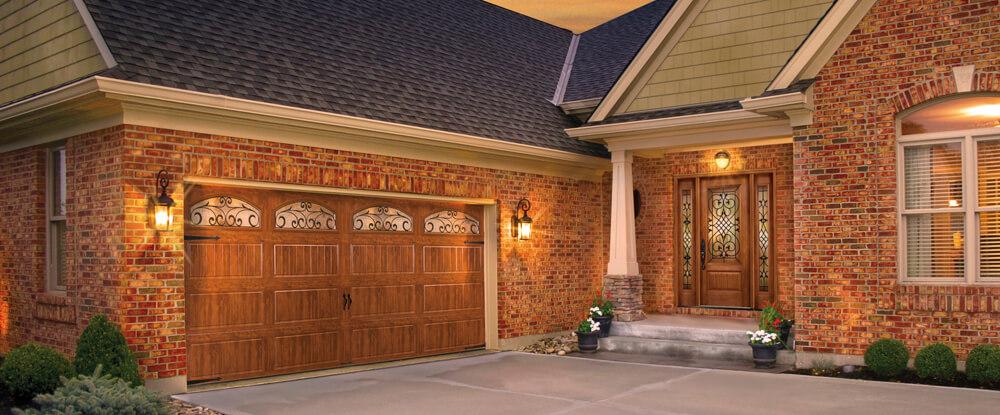 Rustic Collection Clopay Entry Door Kamloops Anchor Door Window
